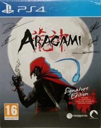 Aragami - Signature Edition Box Art
