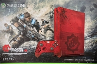 Microsoft Xbox One S - Gears of War 4 Limited Edition 2TB Box Art