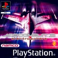 Ace Combat 3: Electrosphere [ES][GR][PT][UK] Box Art