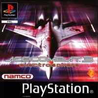 Ace Combat 3: Electrosphere [NL][DE][IT][FR] Box Art