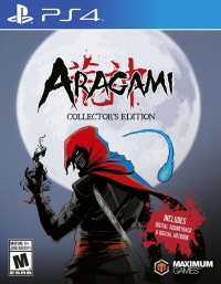 Aragami - Collector's Edition Box Art