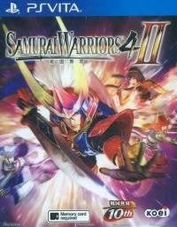 Samurai Warriors 4-ll Box Art