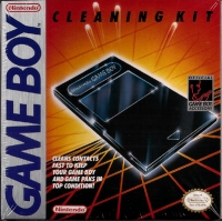 Game Boy Cleaning Kit [NA] Box Art
