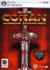 Age of Conan: Hyborian Adventures Box Art