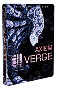 Axiom Verge: Collector's Edition Box Art