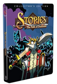 Stories: The Path of Destinies - Collector's Editon Box Art