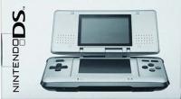 Nintendo DS - Platinum Silver [JP] Box Art