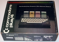 Commodore Plus/4 Box Art