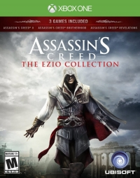 Assassin's Creed: The Ezio Collection Box Art