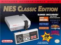 NES Classic Edition: Nintendo Entertainment System [NA] Box Art