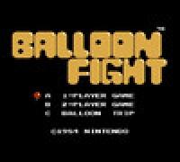 Balloon Fight Box Art
