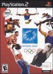 Athens 2004 Box Art
