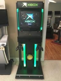Microsoft Xbox Kiosk Box Art