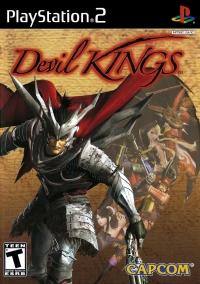 Devil Kings Box Art