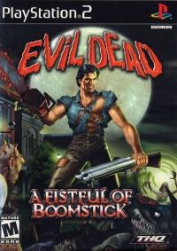 Evil Dead: A Fistful of Boomstick Box Art