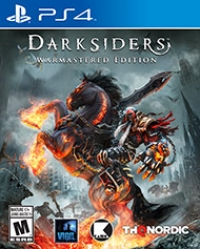 Darksiders : Warmastered Edition Box Art