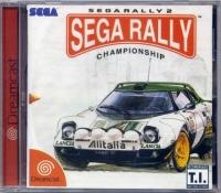 Sega Rally 2: Sega Rally Championship Box Art