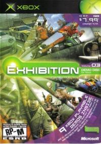 Exhibition Demo Disc: Volume 3 Box Art