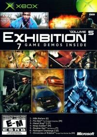 Exhibition Demo Disc: Volume 5 Box Art