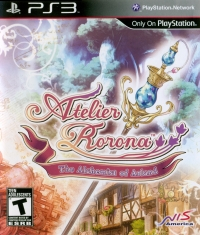 Atelier Rorona: The Alchemist of Arland Box Art