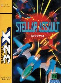 Stellar Assault Box Art