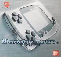 Bandai WonderSwan (Blue Metallic) Box Art