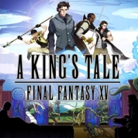 A King's Tale: Final Fantasy XV Box Art