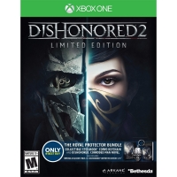 Dishonored 2 -  Limited Edition (The Royal Protector Bundle) Box Art