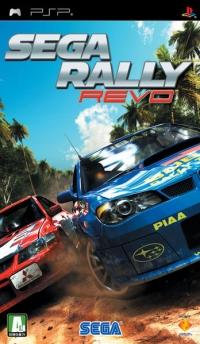 Sega Rally: Revo Box Art