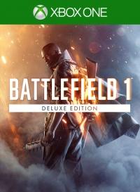 Battlefield 1 - Deluxe Edition Box Art