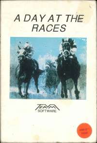 Day at the Races, A Box Art