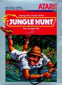 Jungle Hunt Box Art
