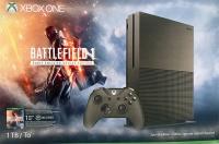 Microsoft Xbox One 1TB - Battlefield 1 [NA] Box Art