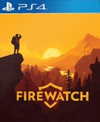 Firewatch Box Art