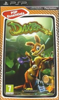 Daxter - PSP Essentials Box Art