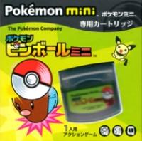 Pokemon Pinball Mini Box Art