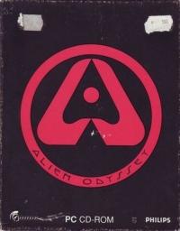 Alien Odyssey Box Art