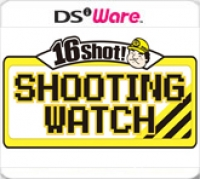 16 Shot! SHOOTING WATCH Box Art