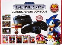 AtGames SEGA Classic Game Console (Sonic 25th Anniversary Edition) Box Art