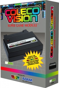 OpCode Super Game Module Box Art