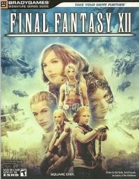 Final Fantasy XII - BradyGames Signature Series Guide Box Art