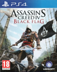 Assassin's Creed IV: Black Flag [NL][FR] Box Art