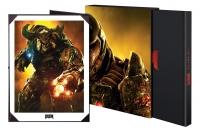 Art of Doom Collector's Edition, the Box Art