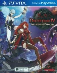 Deception IV: The Nightmare Princess Box Art
