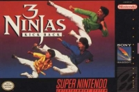 3 Ninjas Kick Back Box Art