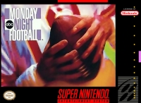 ABC Monday Night Football Box Art