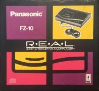 3DO - Panasonic FZ-10 [JP] Box Art