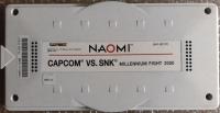 Capcom vs. SNK: Millennium Fight 2000 Box Art