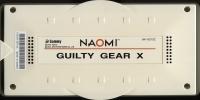 Guilty Gear X Box Art