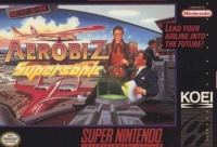 Aerobiz Supersonic Box Art